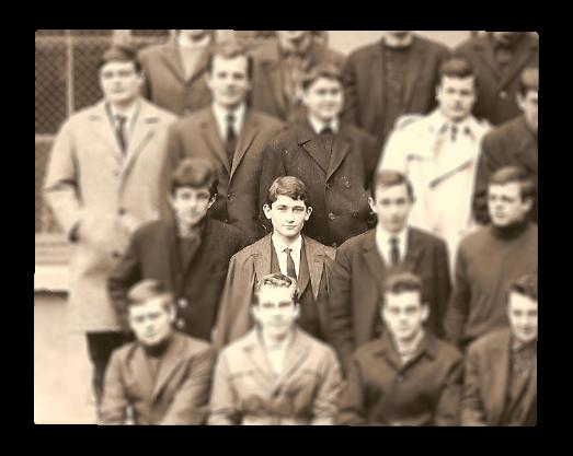 Photo de classe d'archive de Jean Paul Favand