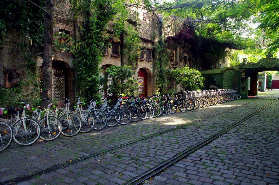 Paris Vélo tour - Musée des Arts Forains
